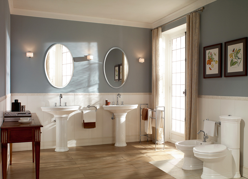 villeroy and boch bathroomss