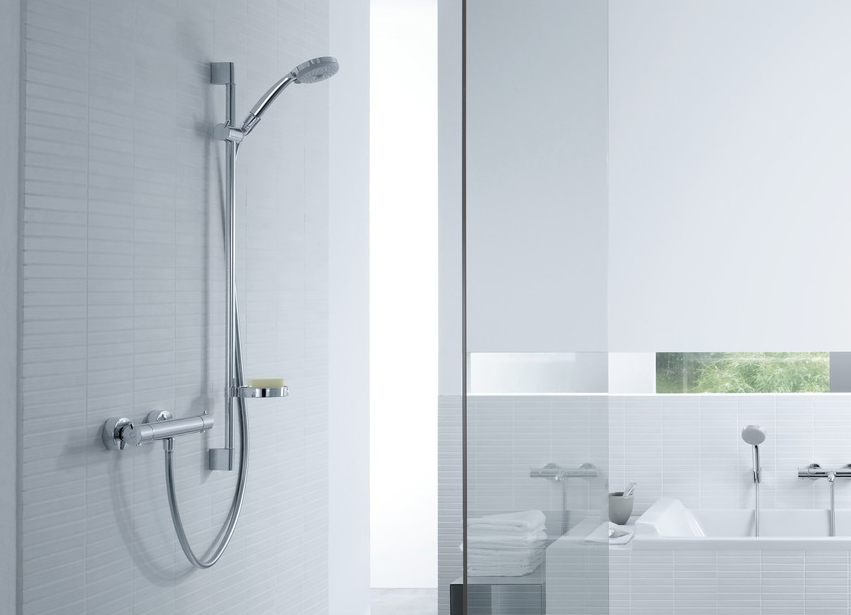 Hansgrohe  showers