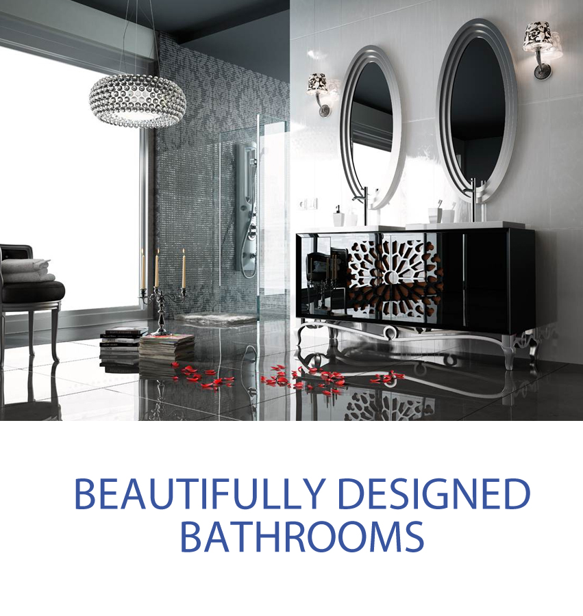 bathrooms altrincham, cheshire